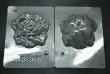 3D ROSE HEAD CHOC MOLD